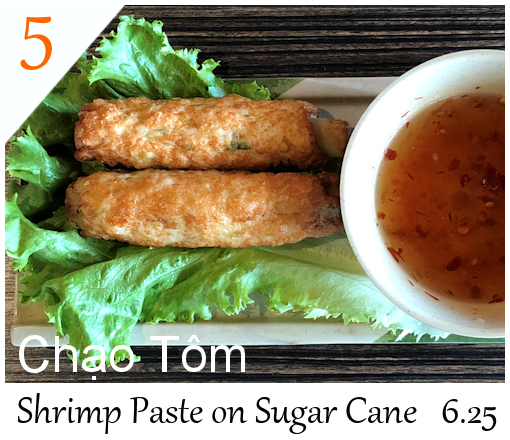 Shrimp Paste on Sugar Cane 6.25