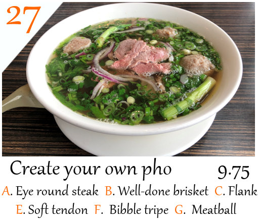 Gallery Pho & Soup Bowls